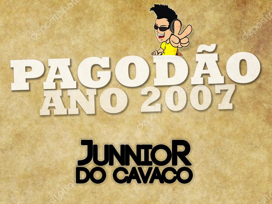 PAGODÃO RELIQUIA 2007