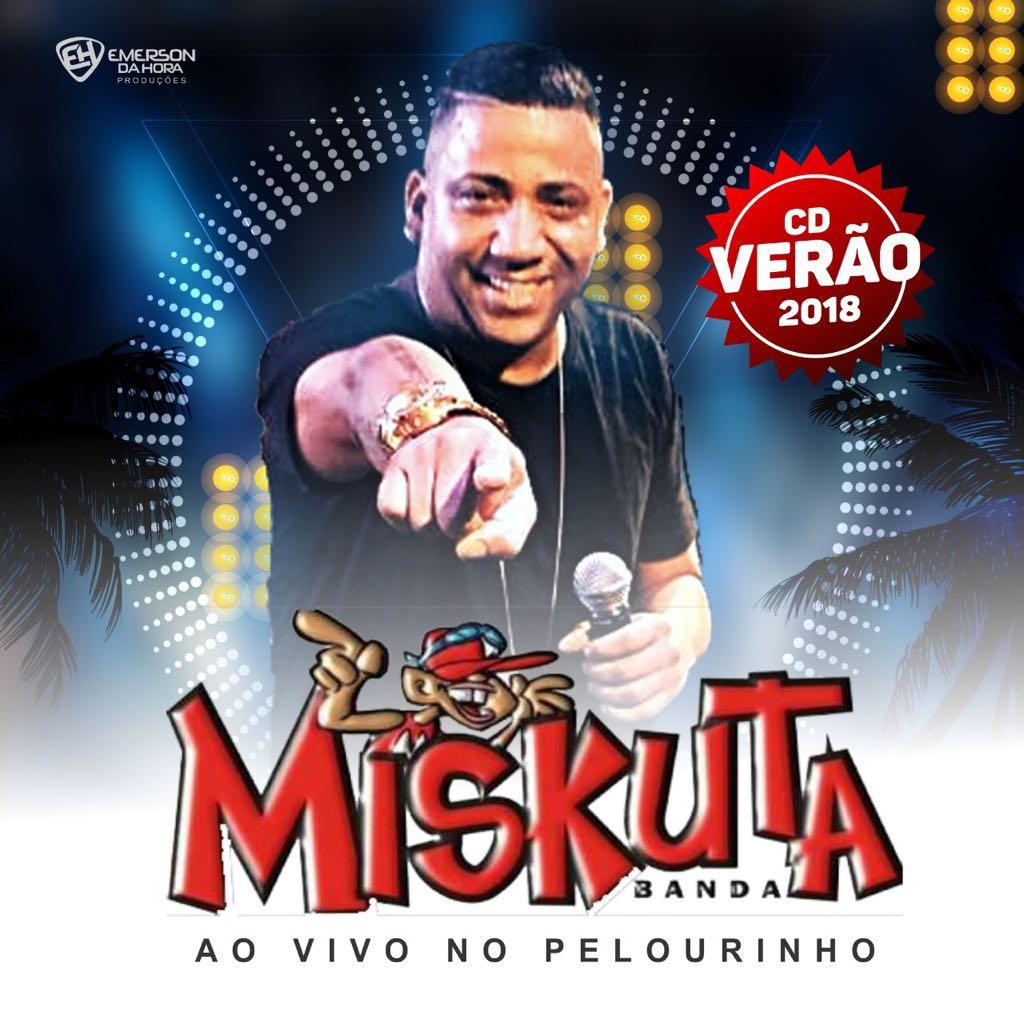 MISKUTA – AO VIVO NO PELOURINHO 2018