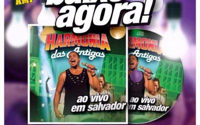 HARMONIA DAS ANTIGAS AO VIVO EM SALVADOR