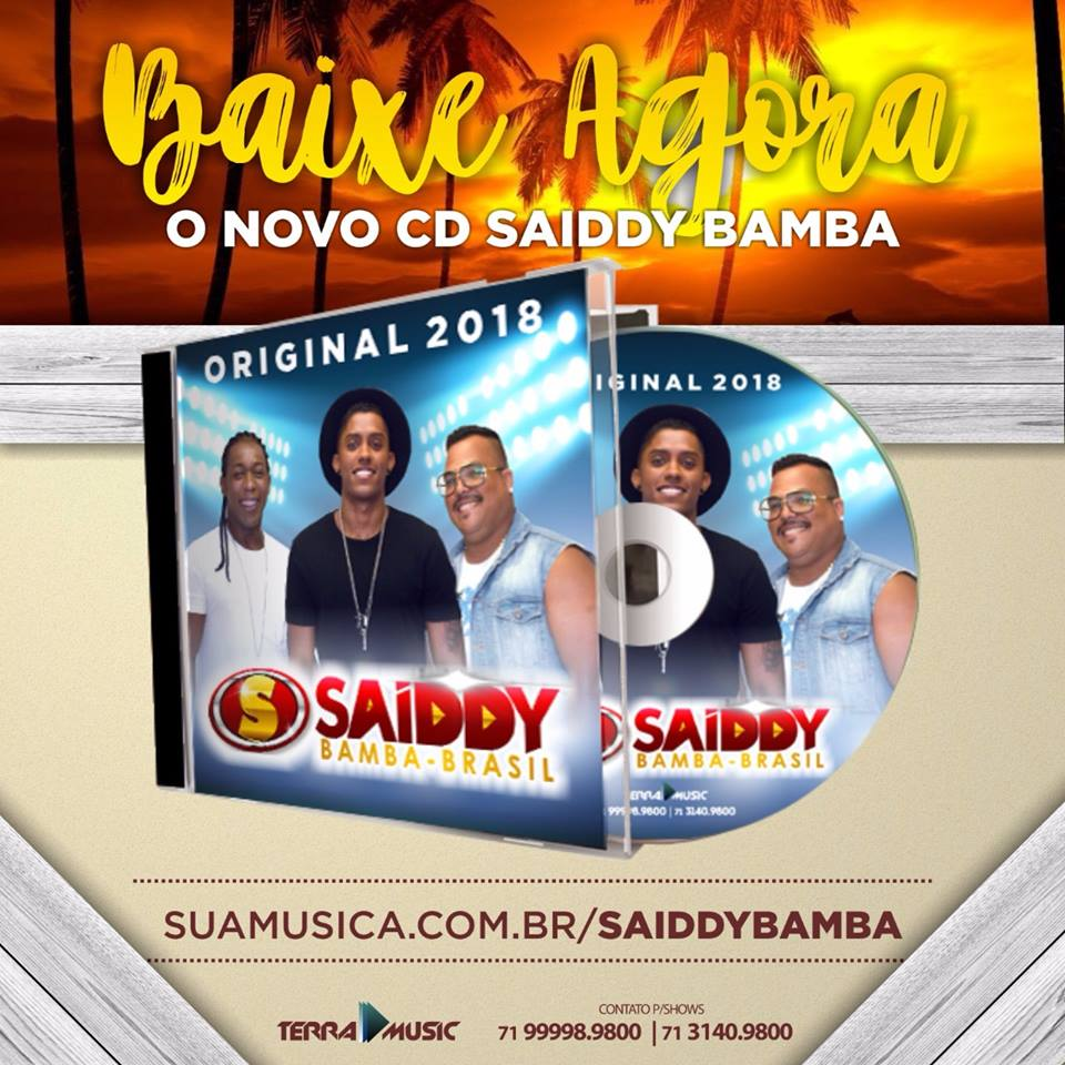 SAIDDY BAMBA – É ORIGINAL 2018