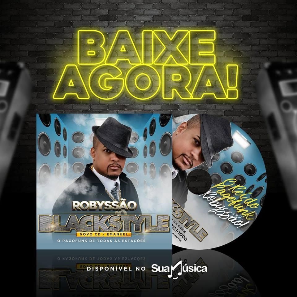 BLACK STYLE – CD EMANUEL 2018 PROMOCIONAL