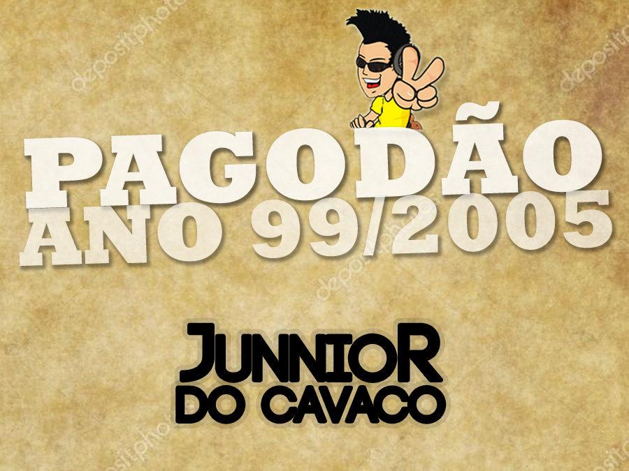 PAGODÃO RELIQUIA 1999 ATÉ 2005