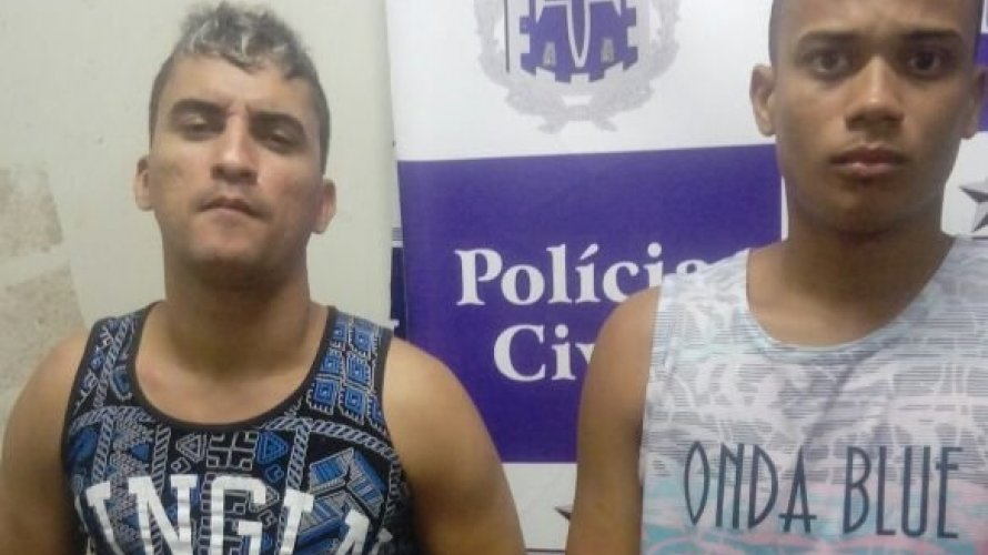 EX-BATERISTA DA BANDA DE KANNÁRIO É PRESO POR PRATICAR ASSALTOS EM SALVADOR
