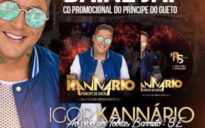 IGOR KANNÁRIO – PROMOCIONAL AO VIVO 2018