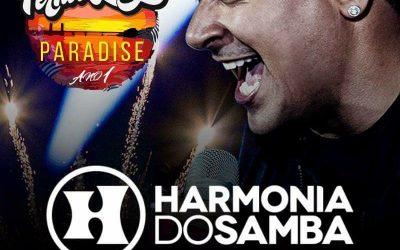 HARMONIA – PERNALONGA PARADISE AO VIVO 2018