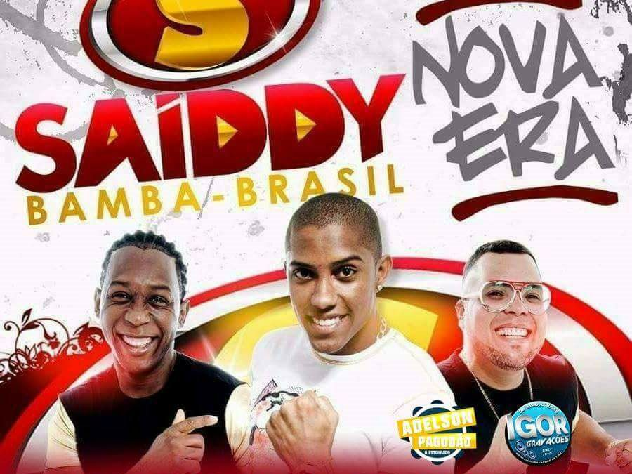 SAIDDY BAMBA – AO VIVO NO PERIPERI HALL 2018