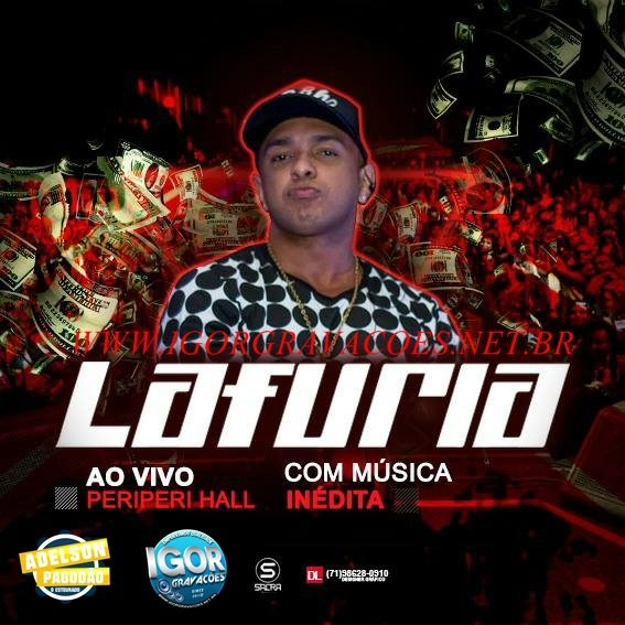 LÁ FURIA – AO VIVO NO PERIPERI HALL 2018