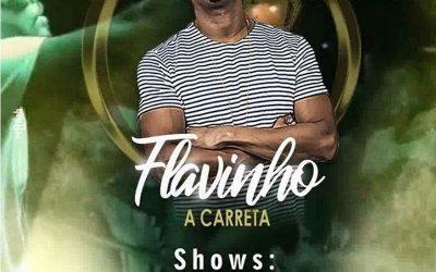 FLAVINHO E A CARRETA – PROMOCIONAL AO VIVO 2018