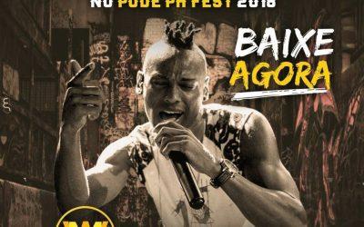 MAX VIANNA – AO VIVO NO PODE PÁ FEST 2018