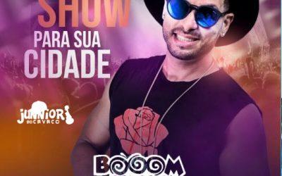 BOOOM BOMBOM – AO VIVO EM FEIRA 2018