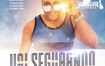 BANDA VAI SEGURANDO – CD QUESTÃO DE ORDEM – 2018