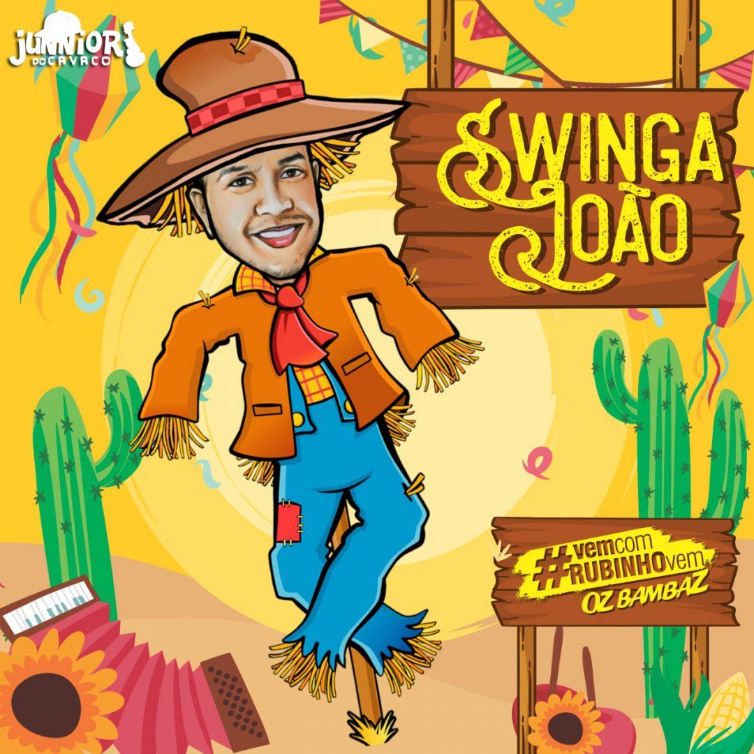 OZ BAMBAZ – [CD] SWINGA JOÃO 2018
