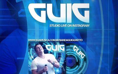 GUIG | STUDIO LIVE ON INSTAGRAM