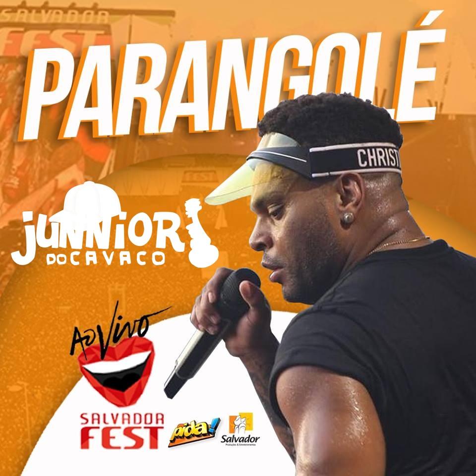 PARANGOLÉ – AO VIVO NO SALVADOR FEST 2018