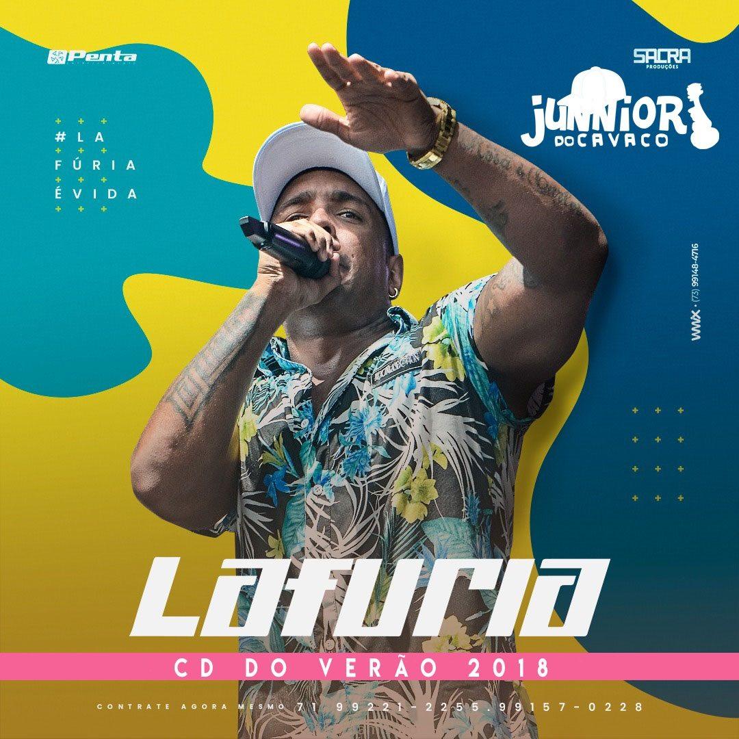 LA FÚRIA – CD DO VERÃO 2018