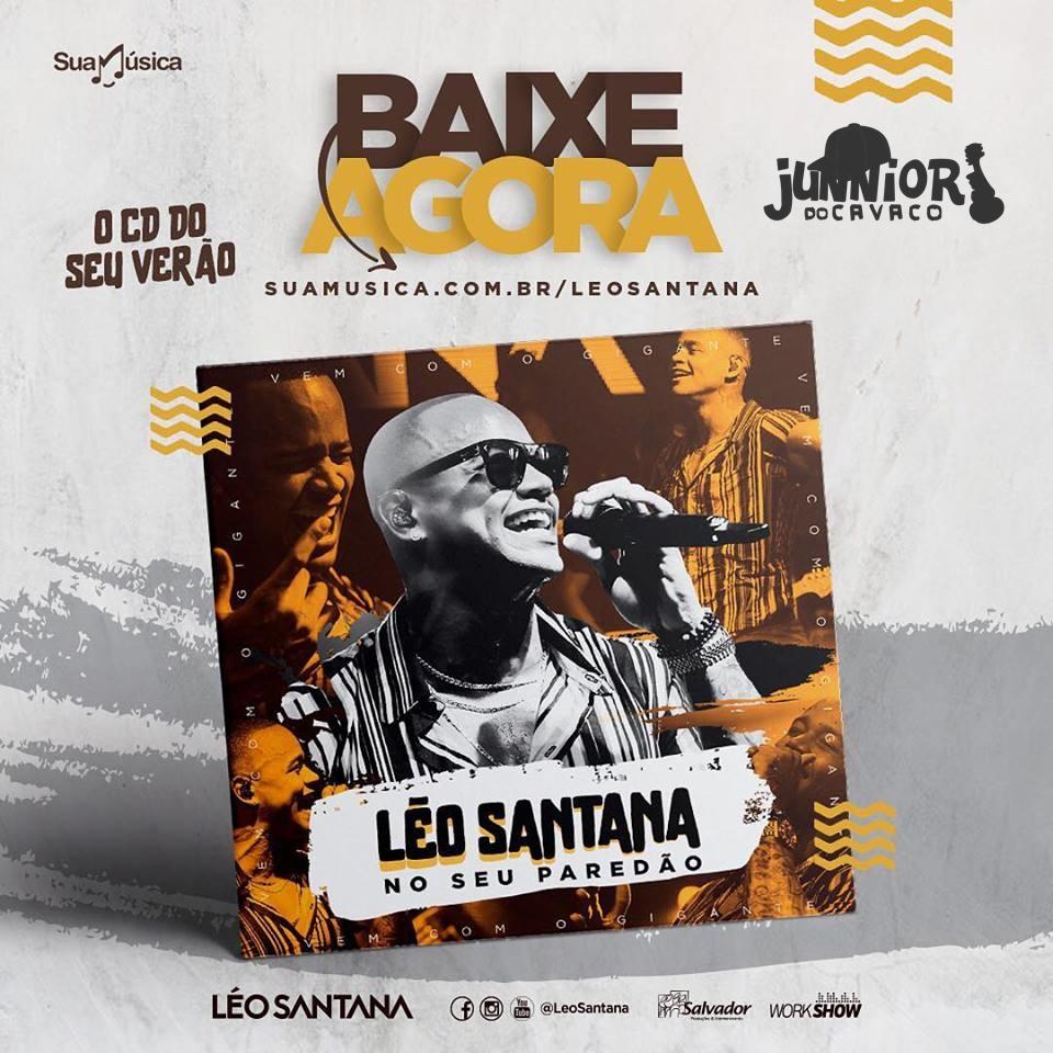 LÉO SANTANA – NO SEU PAREDÃO – CD NOVO
