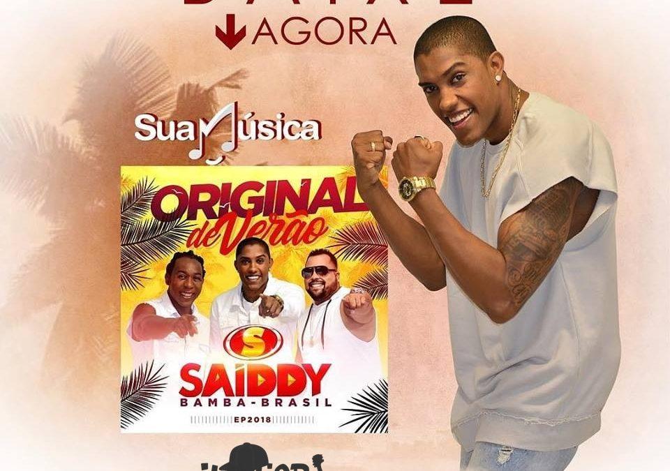 SAIDDY BAMBA [CD] ORIGINAL DE VERÃO 2019
