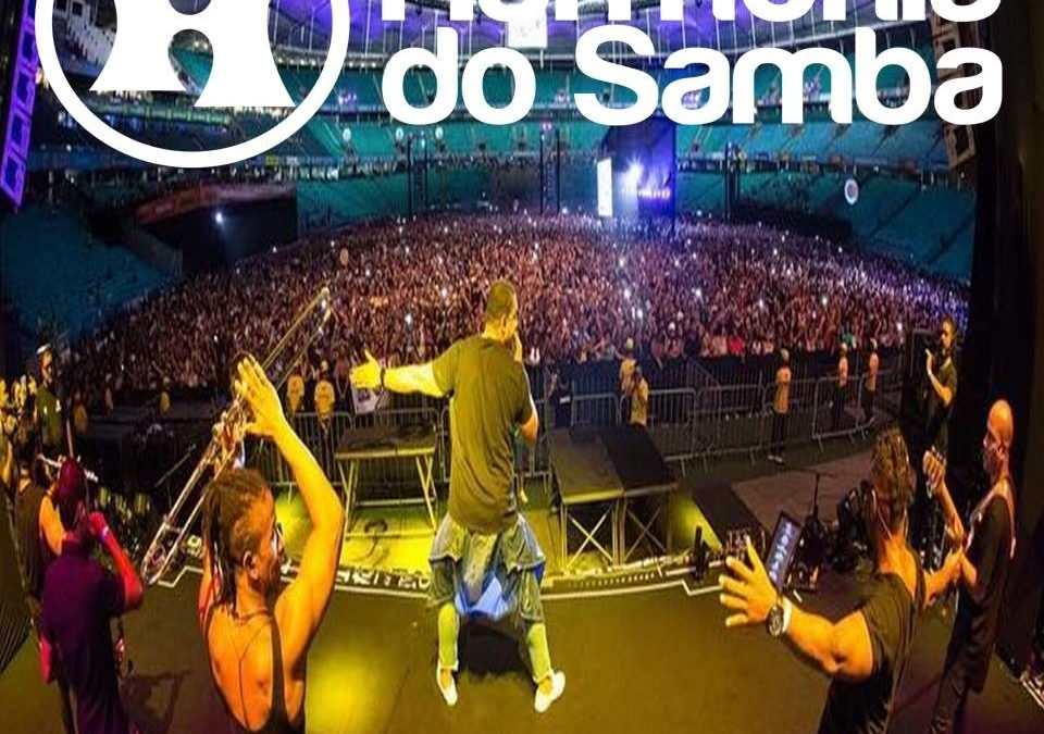 Harmonia do Samba – Ao Vivo no Pagodin – 2018