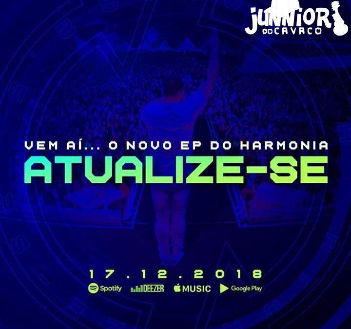 HARMONIA DO SAMBA EP 2.5 ATUALIZE – SE