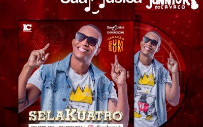 SELAKUATRO | CD PROMOCIONAL VERÃO 2019