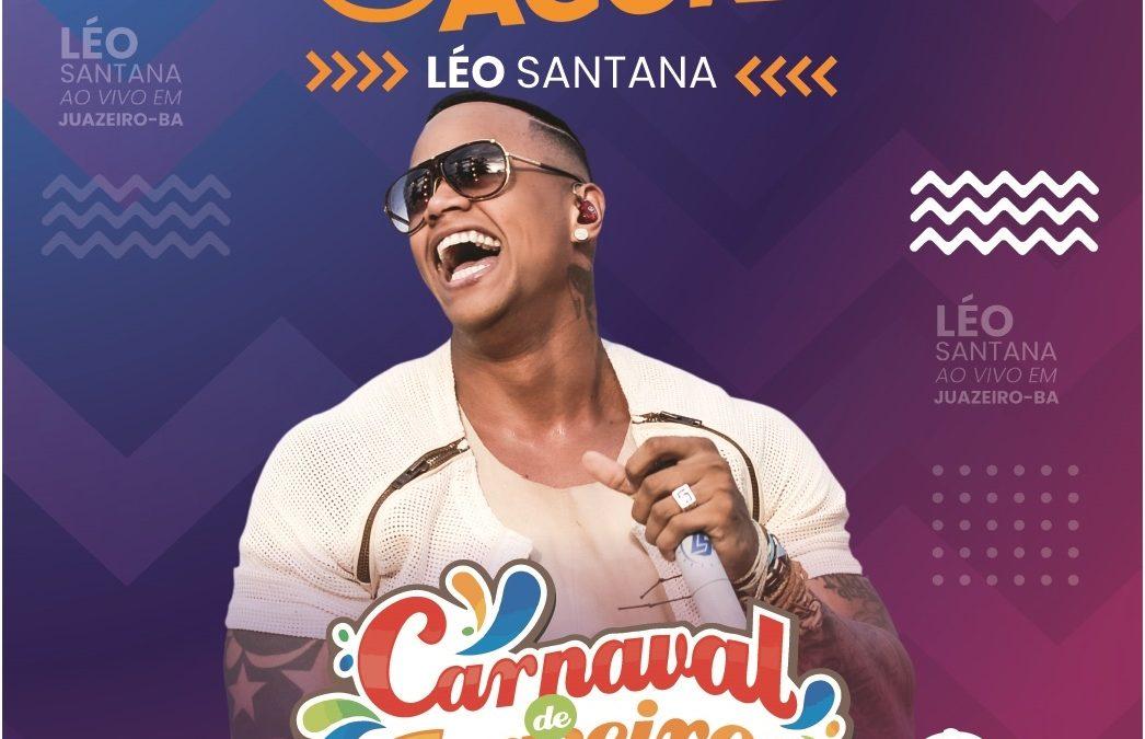 LÉO SANTANA – CARNAVAL DE JUAZEIRO-BA 2019
